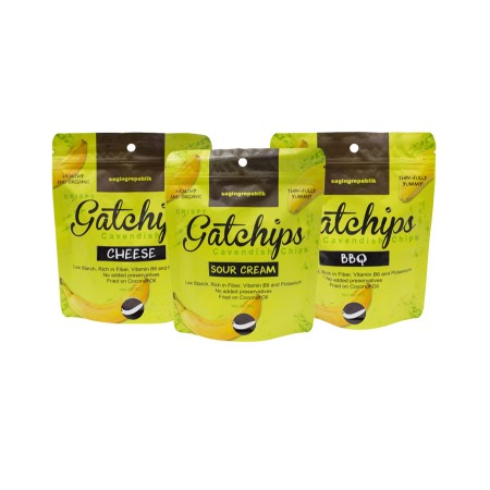 Cavendish Chips - Pack of 3